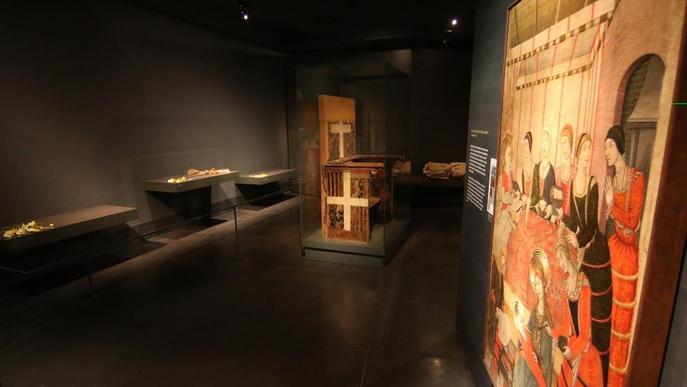 Liciten la nova àrea del gòtic del Museu de Lleida