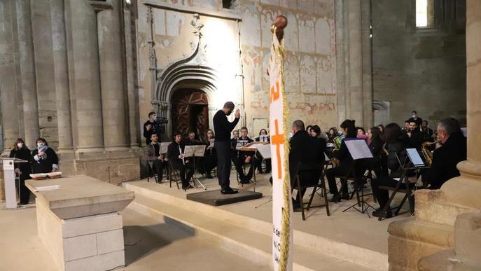 Festa de Moros i Cristians amb música a la Seu Vella