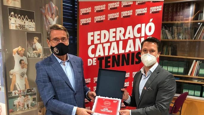 El CT Lleida, premiat un altre cop com a Club d'Excel·lència