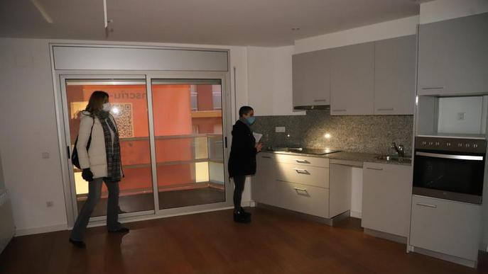 Els pisos cooperatius de Cappont, amb 9 inscrits