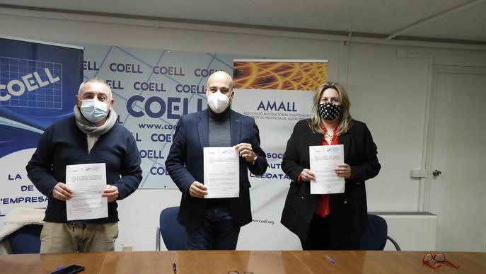 Els productors de l'Horta s'alien amb COELL i AMALL