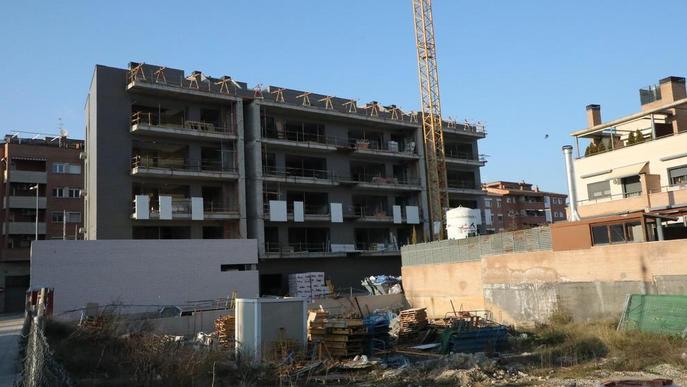 Lleida, província catalana on menys cauen els projectes de pisos