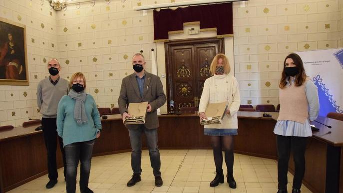 La Generalitat cedeix dos pisos per a lloguer social a la Seu