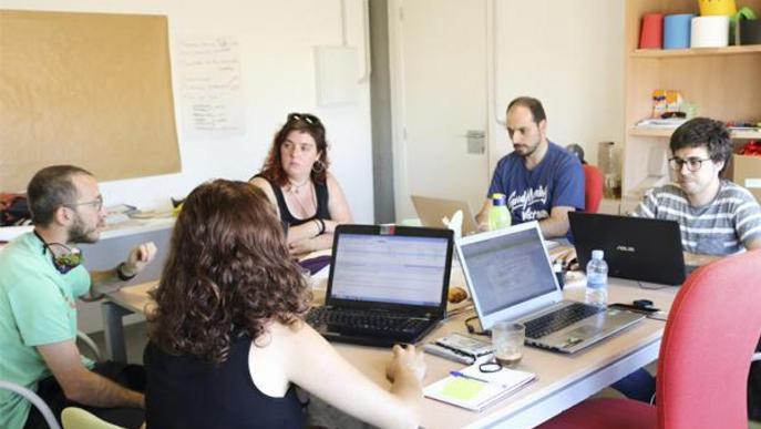 Ponent Coopera ajuda cinquanta-cinc nous projectes d'economia social