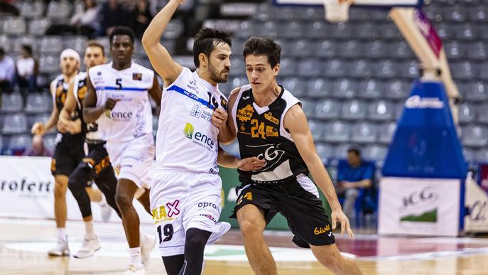 Albert Lafuente amplia el seu contracte amb Força Lleida fins 2021