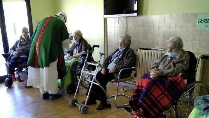 Una nova defunció eleva a 20 les víctimes de la covid-19 a la residència de Solsona