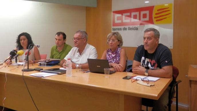 Treball exigeix 4 milions a Vall Companys per cotitzacions de falsos autònoms a Avidel