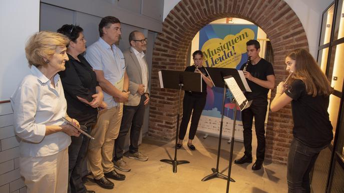 El XIV Festival Internacional Musiquem Lleida s'amplia amb més activitats paral·leles