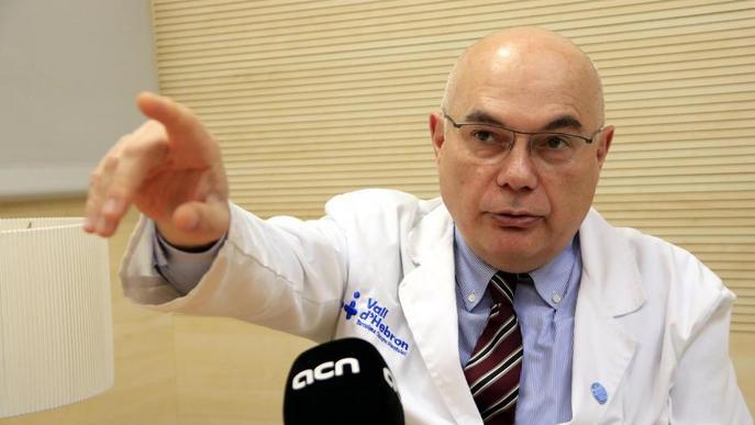 Lluitar contra un càncer en la crisi del coronavirus: incertesa afegida a la preocupació per la pròpia malaltia