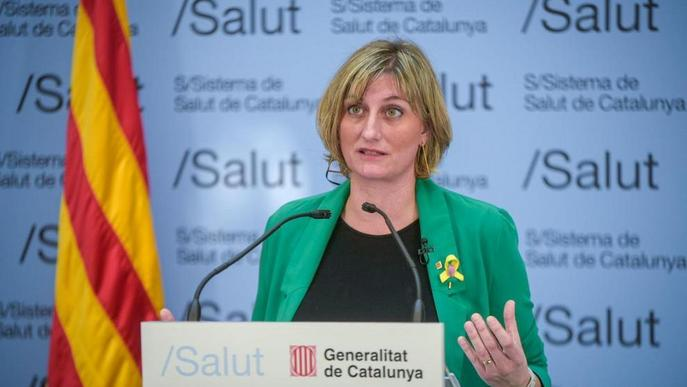 """Vergés obre la porta a modificacions a Lleida davant una situació """"molt més controlada"""""""