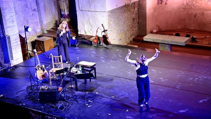 S'omple de poesia i bellesa el centre espiritual de les Valls d'Àneu