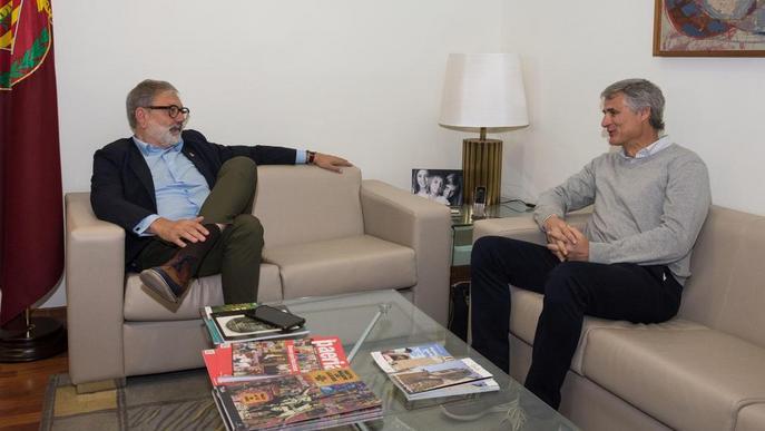 Codorníu acorda amb la Paeria la cessió del cementiri de Raimat