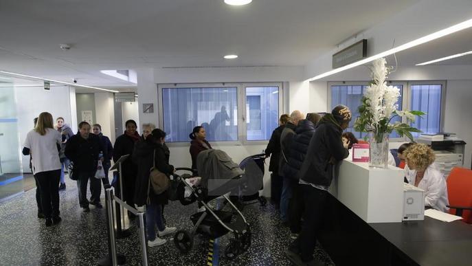La vaga de metges anul·la la majoria de visites als CAP i al Santa Maria