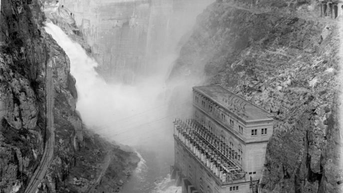 Endesa commemora el centenari del dret de l'aigua a la central de Camarasa