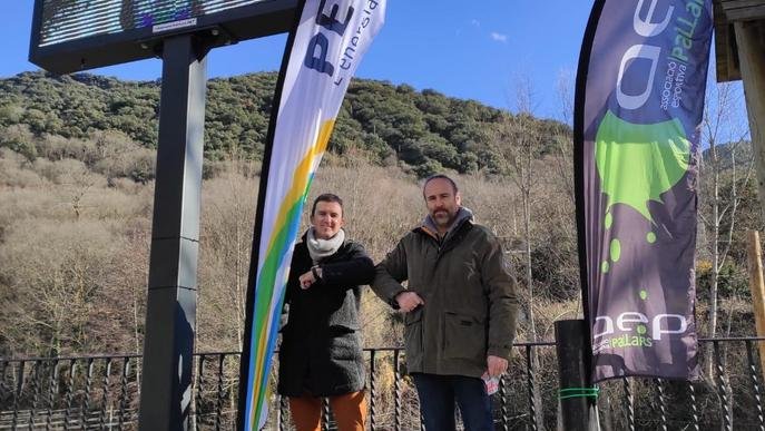 PEUSA i l'Associació Esportiva, juntes per donar suport a l'esport de muntanya al Pallars i al Pirineu