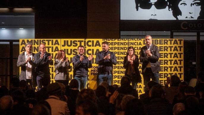 """#EleccionsGenerals10N: Aragonès: """"Als que diuen que som llops amb pell de xai, els diem que prou mentides! No caurem a la trampa del PSOE"""""""