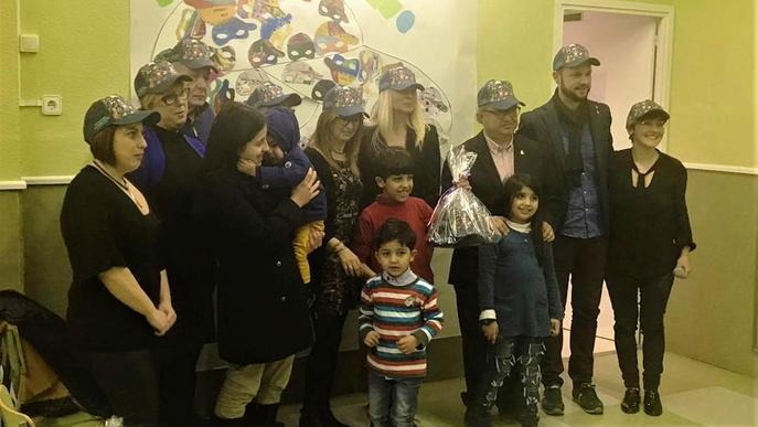 Afanoc Lleida reconeix el CEE Esperança per l'activitat de sensibilització de la campanya del 'Posa't la Gorra!' 2019