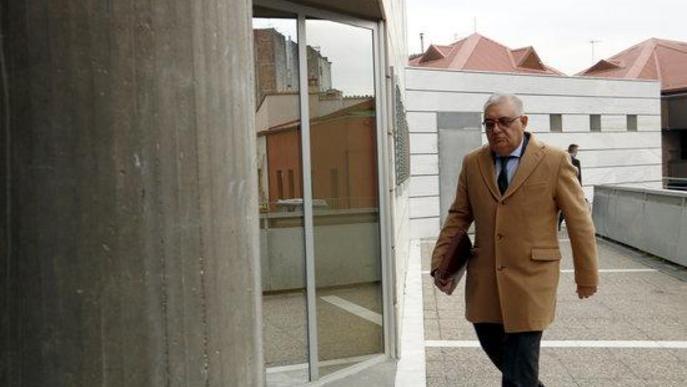 L'exlíder de Vox a Lleida nega haver tingut relacions sexuals amb cap incapacitat i diu que l'extorsionaven
