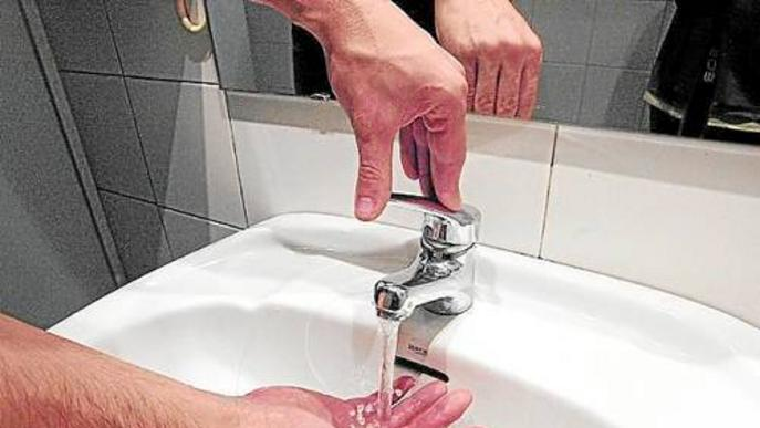 El Govern apujarà el cànon de l'aigua un 7,2% i cobrarà als que sol·licitin ajudes culturals