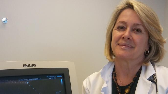 """Ana Troncoso: """"La salut cardiovascular comença al supermercat"""""""