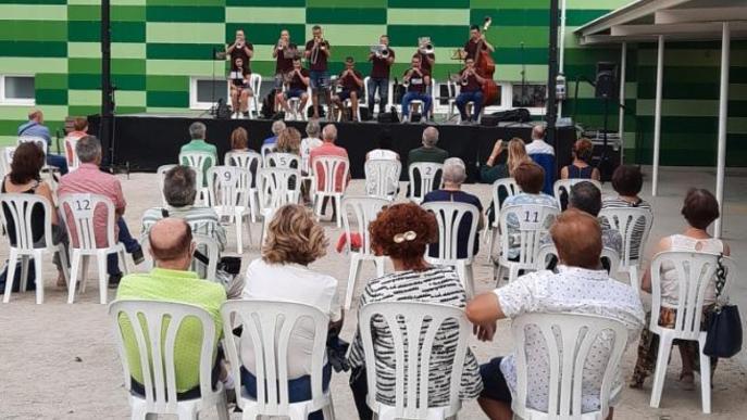 La Regidoria de Cultura de Tàrrega estrena un nou cicle estival d'audicions de sardanes