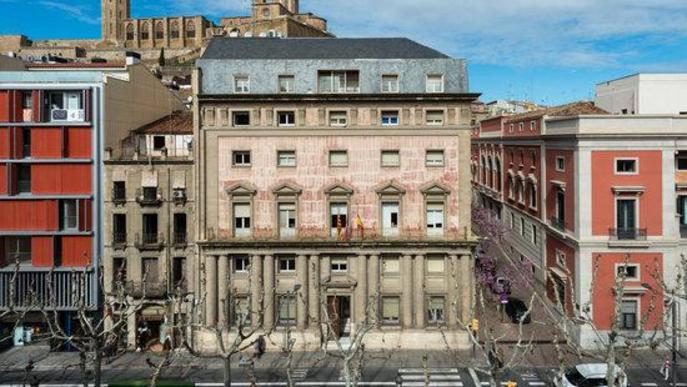 """Pueyo vol que el projecte del nou Museu Morera """"tiri endavant"""" però demana """"temps"""""""