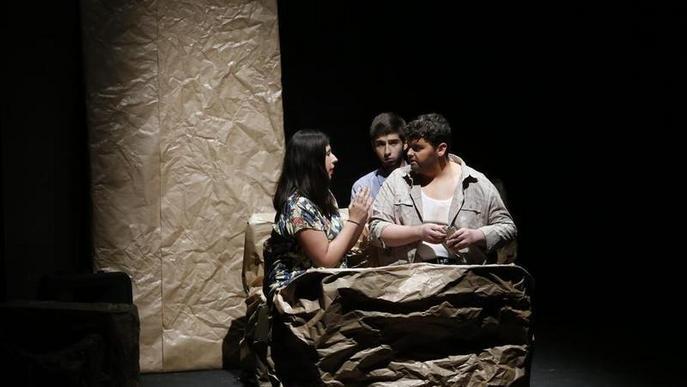 L'Aula de Teatre de Lleida oferirà beques de pràctiques a Europa