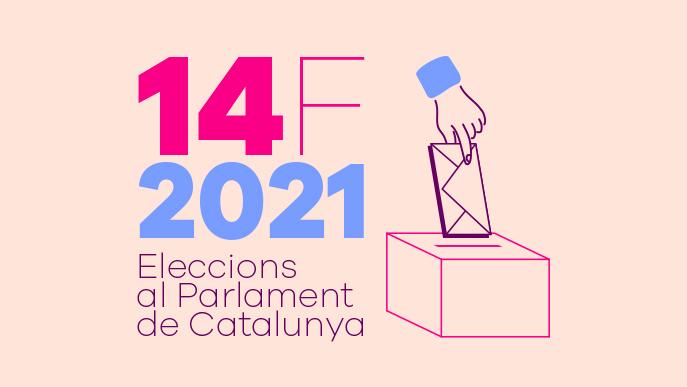 Tàrrega habilita els col·legis electorals del 14-F amb totes les mesures sanitàries