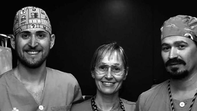 Equip de Teràpia Intravenosa de l'HUAV guanya la Beca de Recerca Infermera 2020 del COILL