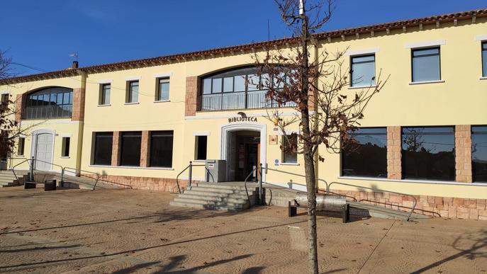 La biblioteca d'Alpicat, premiada en una campanya del ministeri de Cultura