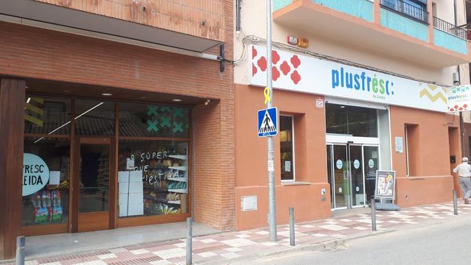 Plusfresc amplia el seu supermercat Agramunt