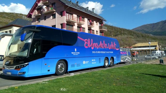 Més de 4.000 persones de Lleida s'han realitzat proves de diagnòstic precoç de malalties cardiovasculars i renals al Bus de la Salut
