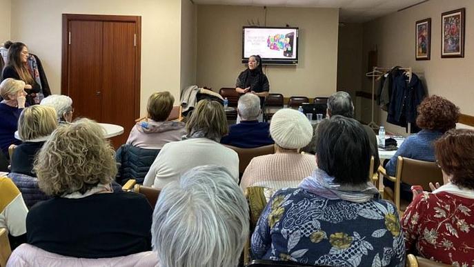 Activitats per afavorir la qualitat de vida de la gent gran de la Noguera