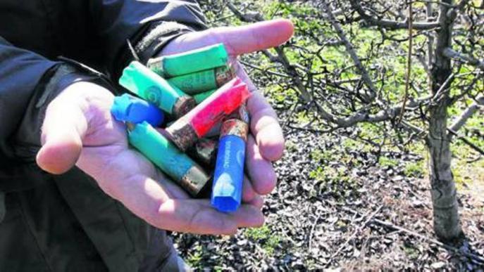 Prohibida la caça lliure a totes les partides de l'Horta arran de les queixes dels veïns