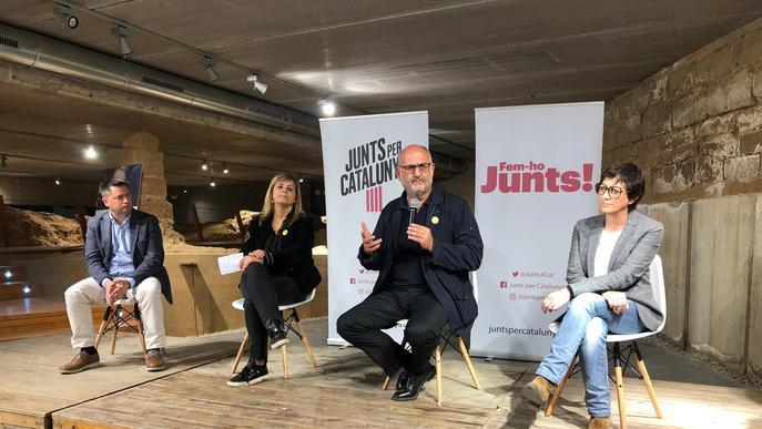 """#EleccionsGenerals10N: Eduard Pujol: """"Pedro Sánchez somia passejar-se per Europa com el gran líder socialista del moment. Però els grans líders agafen el telèfon i s'asseuen a taula amb coratge i valentia"""""""