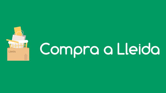 """Més de 500 establiments comercials s'adhereixen a la plataforma digital """"Compra a Lleida"""""""