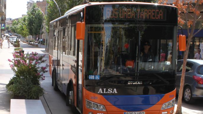 Bus urbà gratuït a Tàrrega per fomentar el transport sostenible