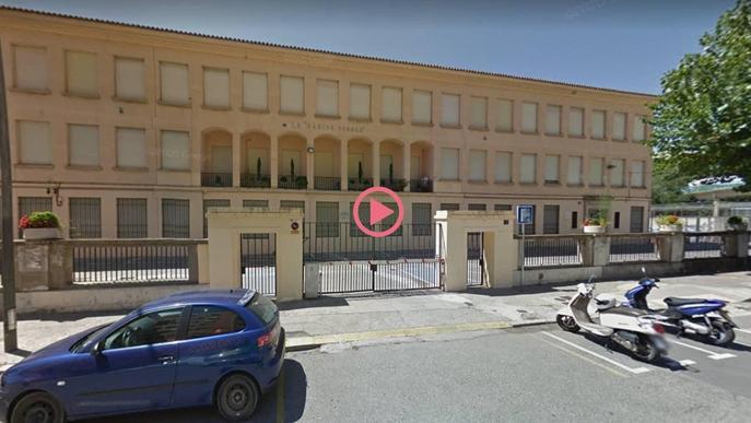 El professor de filosofia investigat per abusar d'una exalumna a Lleida segueix treballant