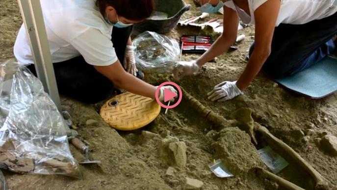 ⏯️ Recuperen vuit individus de la fossa de Sorpe