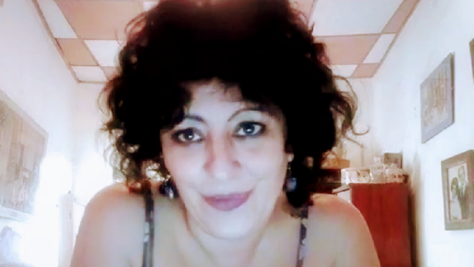 Ana Vega Burgos, guanyadora Premi Literari Hipàtia d'Alexandria