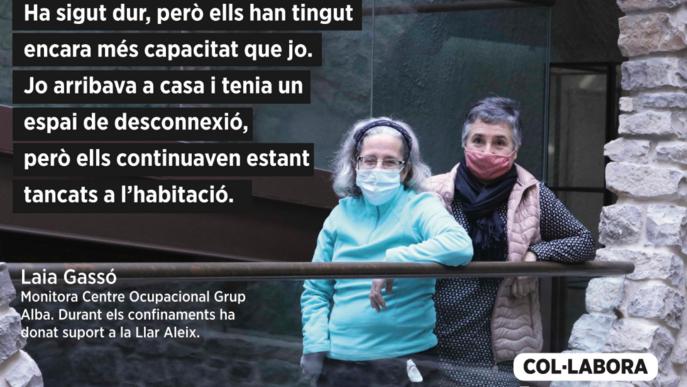Testimonis Grup Alba