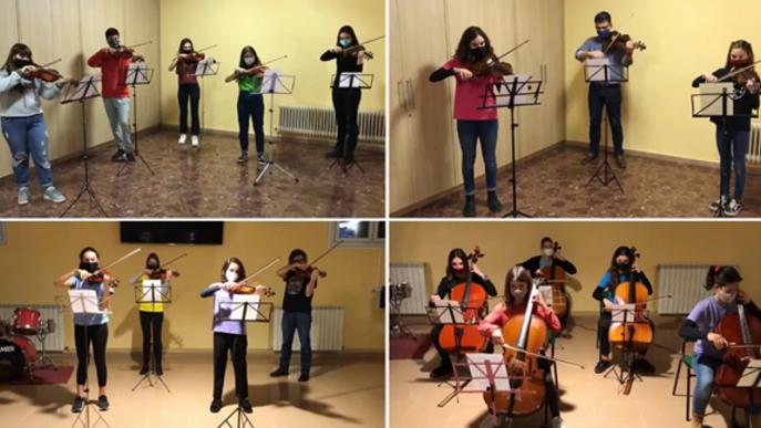 ⏯️ Tàrrega manté l'esperit amb el seu tradicional Concert de Nadal