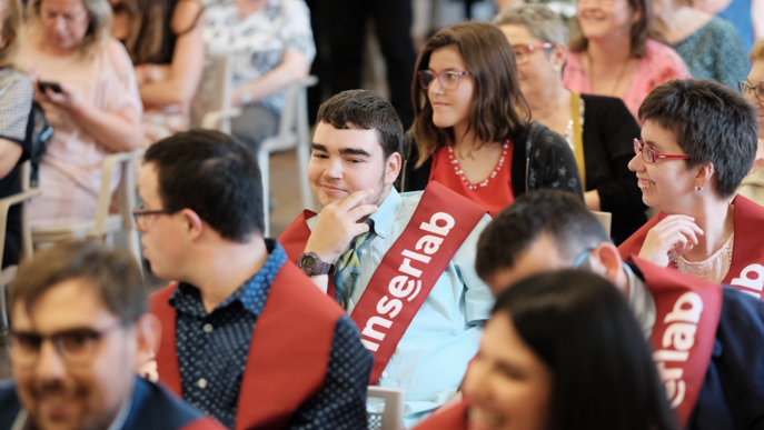 Tres universitats catalanes acolliran programes de formació per a joves amb discapacitat intel·lectual