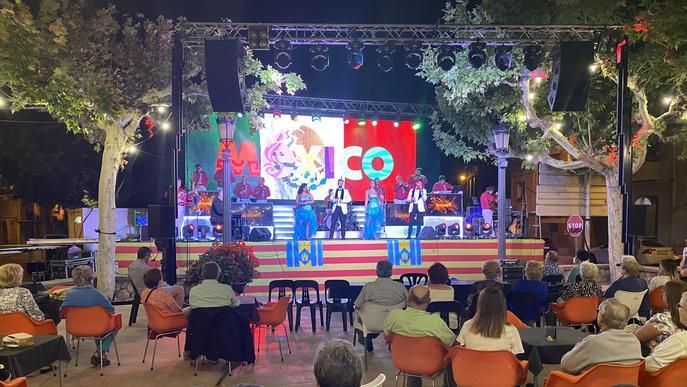L'alcalde de Castelldans valora la Festa Major de la localitat