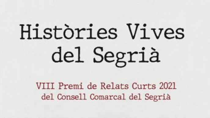 El Segrià premia els millors relats curts vinculats al territori