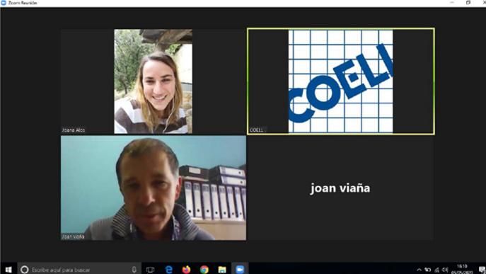 COELL assessora en línia els autònoms de Lleida