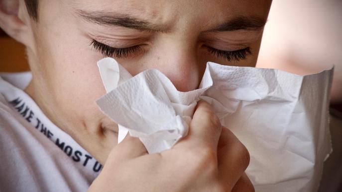 Com puc eliminar la mucositat i calmar la tos d'un refredat?