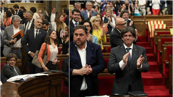 """""""La partida d'escacs la guanya el Parlament"""": 5 claus per entendre el moment crucial de la política catalana"""