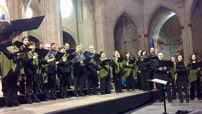 El cant coral, la dansa i el piano, protagonistes de la XI edició del 'Concert al Túnel' de la A-2