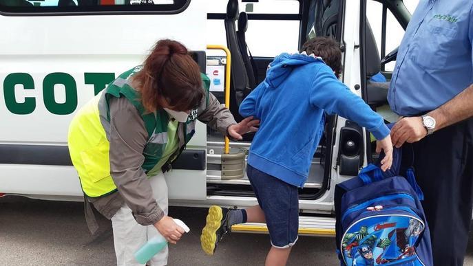 El Consell Comarcal de la Segarra engega de nou el Transport Escolar